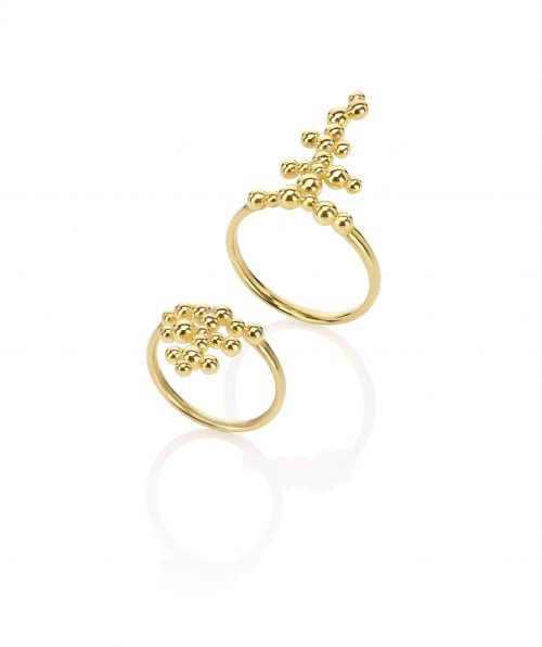 Galatea Double Ring