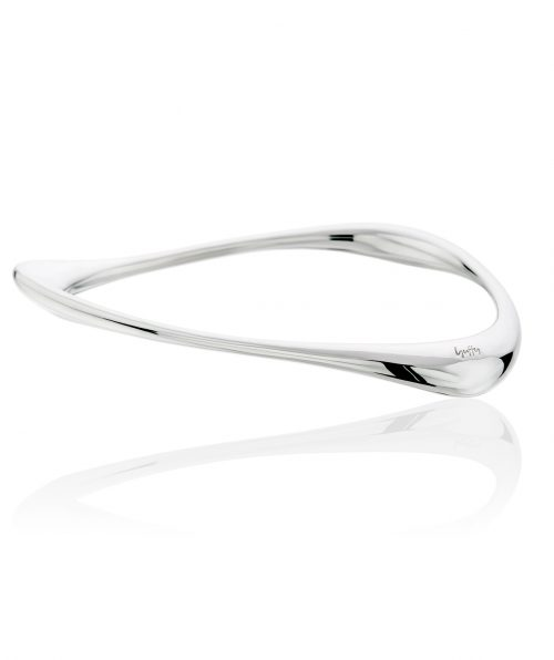 Boomerang Bracelet Polished