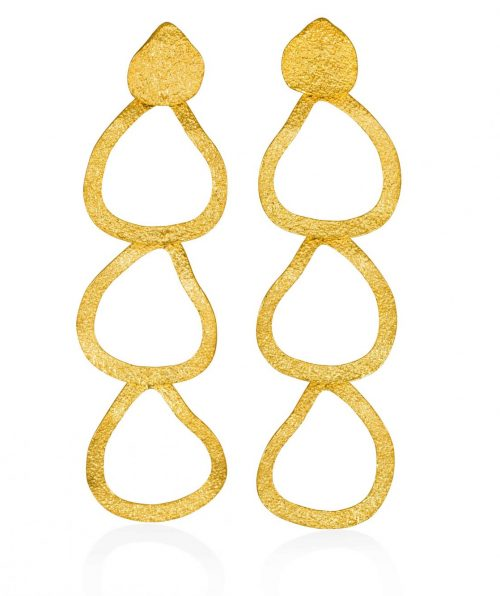 Dessert Allure Statement Earrings