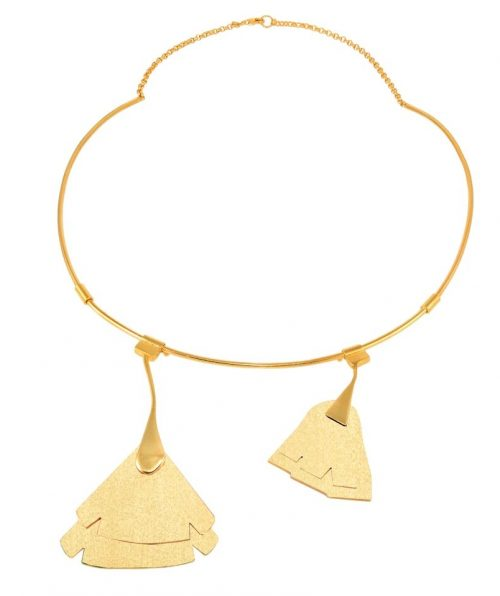 Margot Gold Plated Necklace